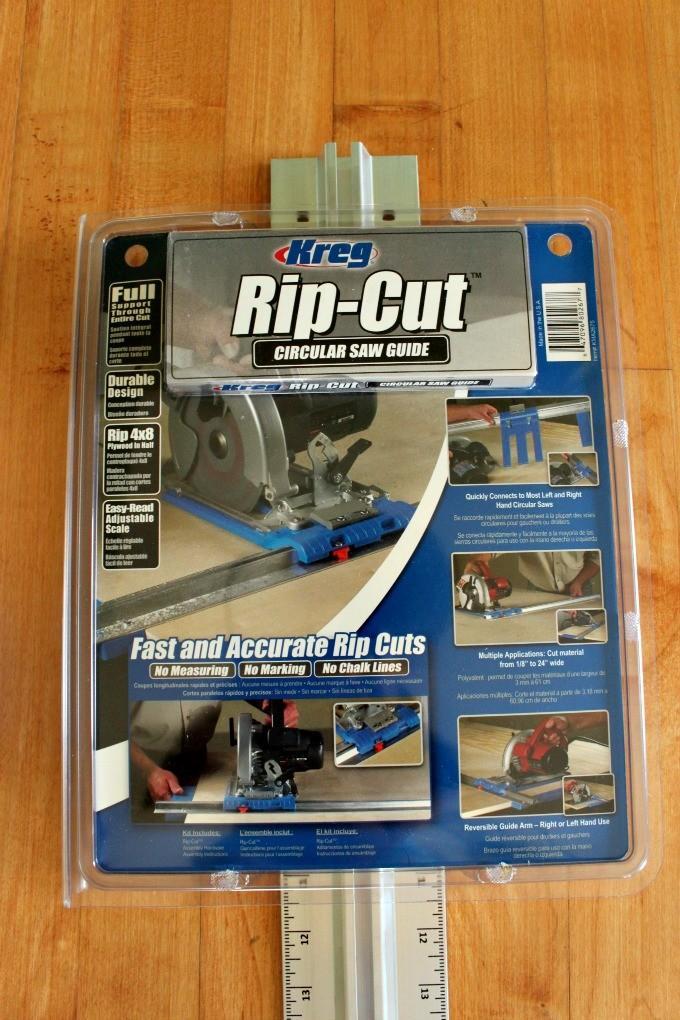 Kreg Rip Cut