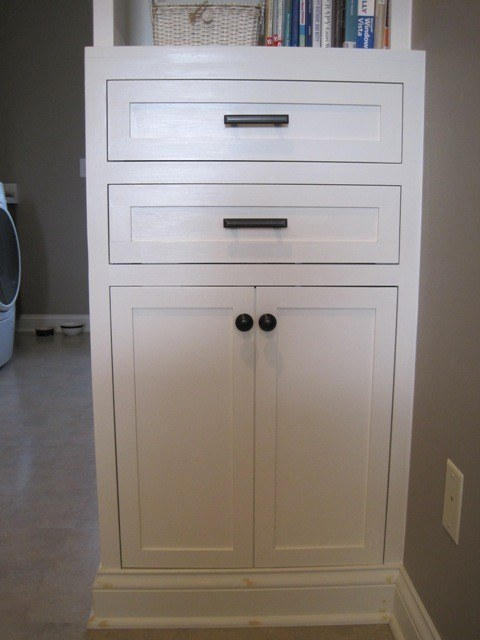 Pretty In Pink Post 3 Pocket Hole Cabinet Doors Pink